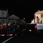 Bethesda Float Participants Unionville Christmas Parade 2015