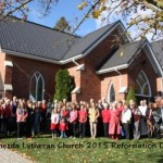 Reformation Sunday 2015